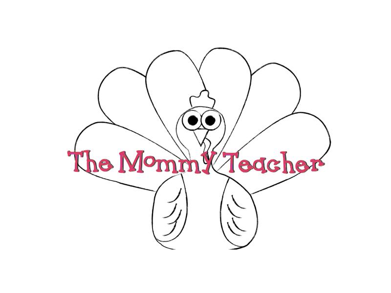 Turkey art templates the mommy teacher turkey art templates pronofoot35fo Image collections