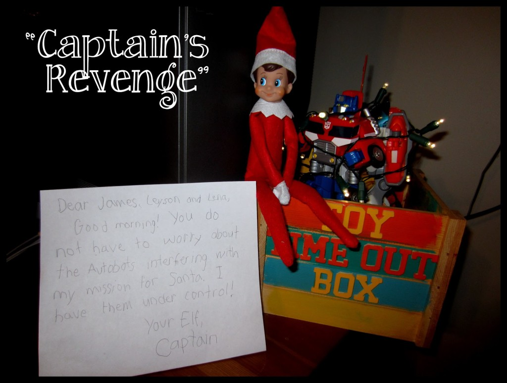 dec 4 captains revenge
