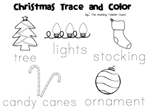 Christmas Trace and Color.001