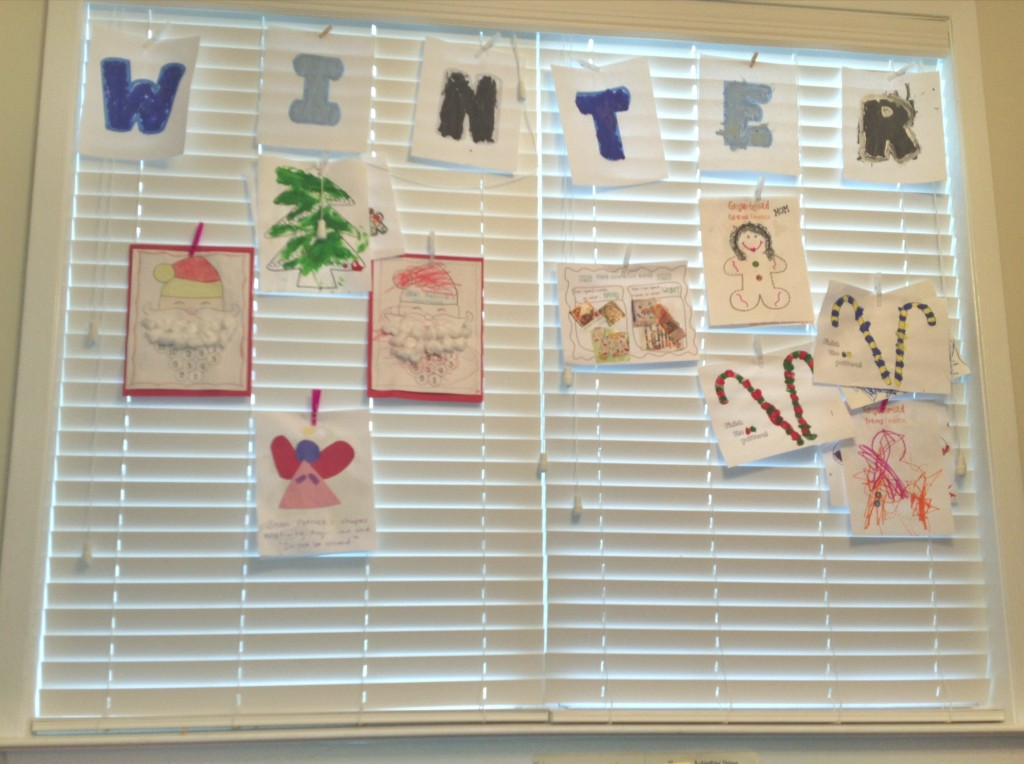 Winter Letters
