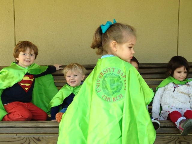 superheroes of kindness