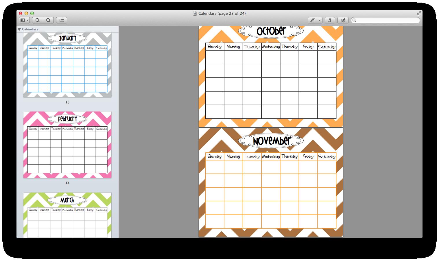 Snap Free Cute Planner Templates New Calendar Template Site Photos