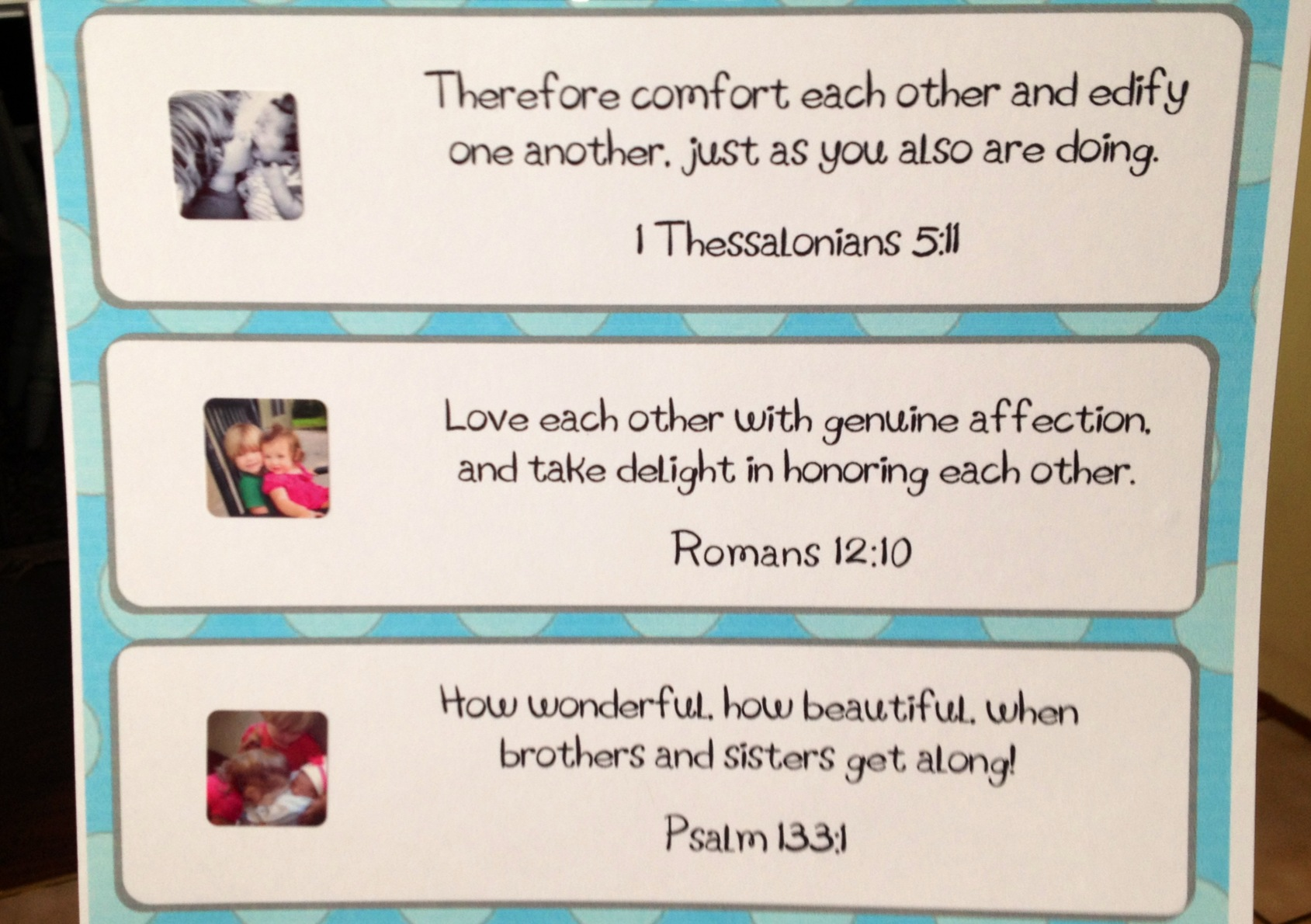 Biblical Quotes On Unity. QuotesGram